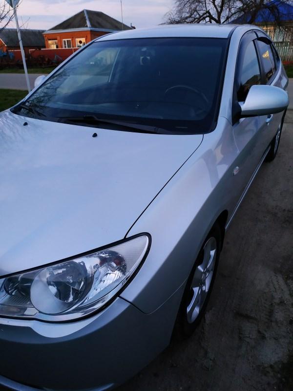 Продаю Hyundai Elantra HD (J4) много фото