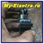 Замена щеток и подшипников на генераторе хендай элантра 4