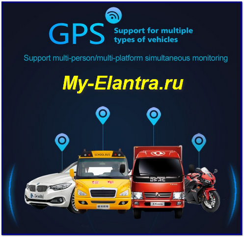 Applicability of gsm tracker