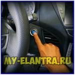 Нажатие кнопки старт-стоп